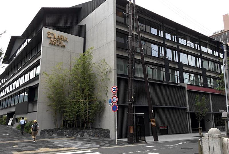 ソラリア西鉄ホテル京都プレミア1