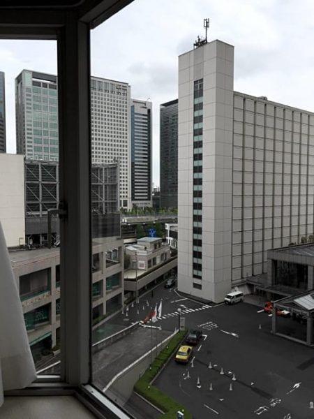 品川プリンスホテルNタワー眺望