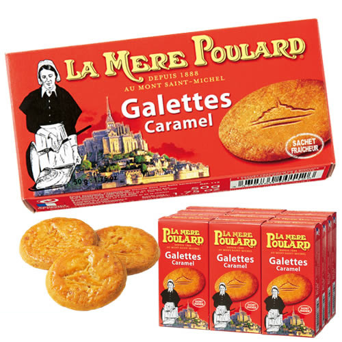 ラ・メール・プラールのクッキー