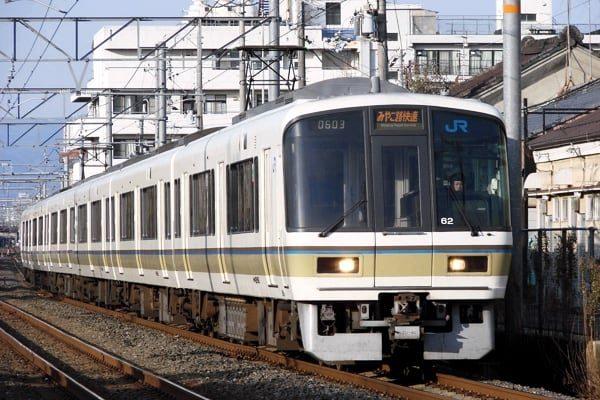 JR 奈良線