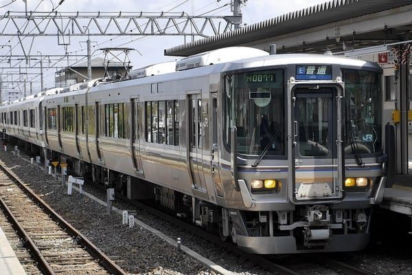JR嵯峨野線