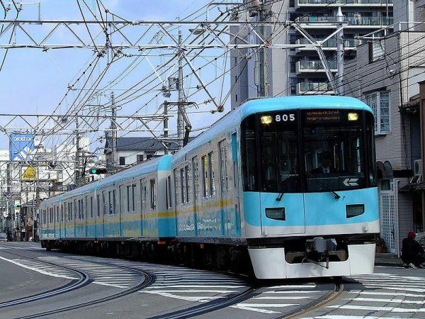 京阪電鉄 京津線