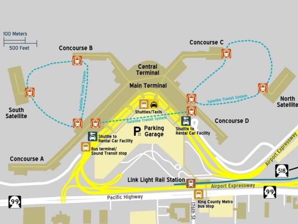SeaTacAirportTerminalMap
