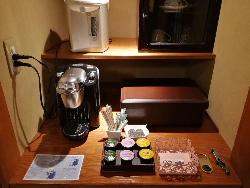 コーヒーメーカー・紅茶